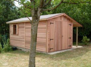 6. Choisir le meilleur emplacement pour son abri de jardin