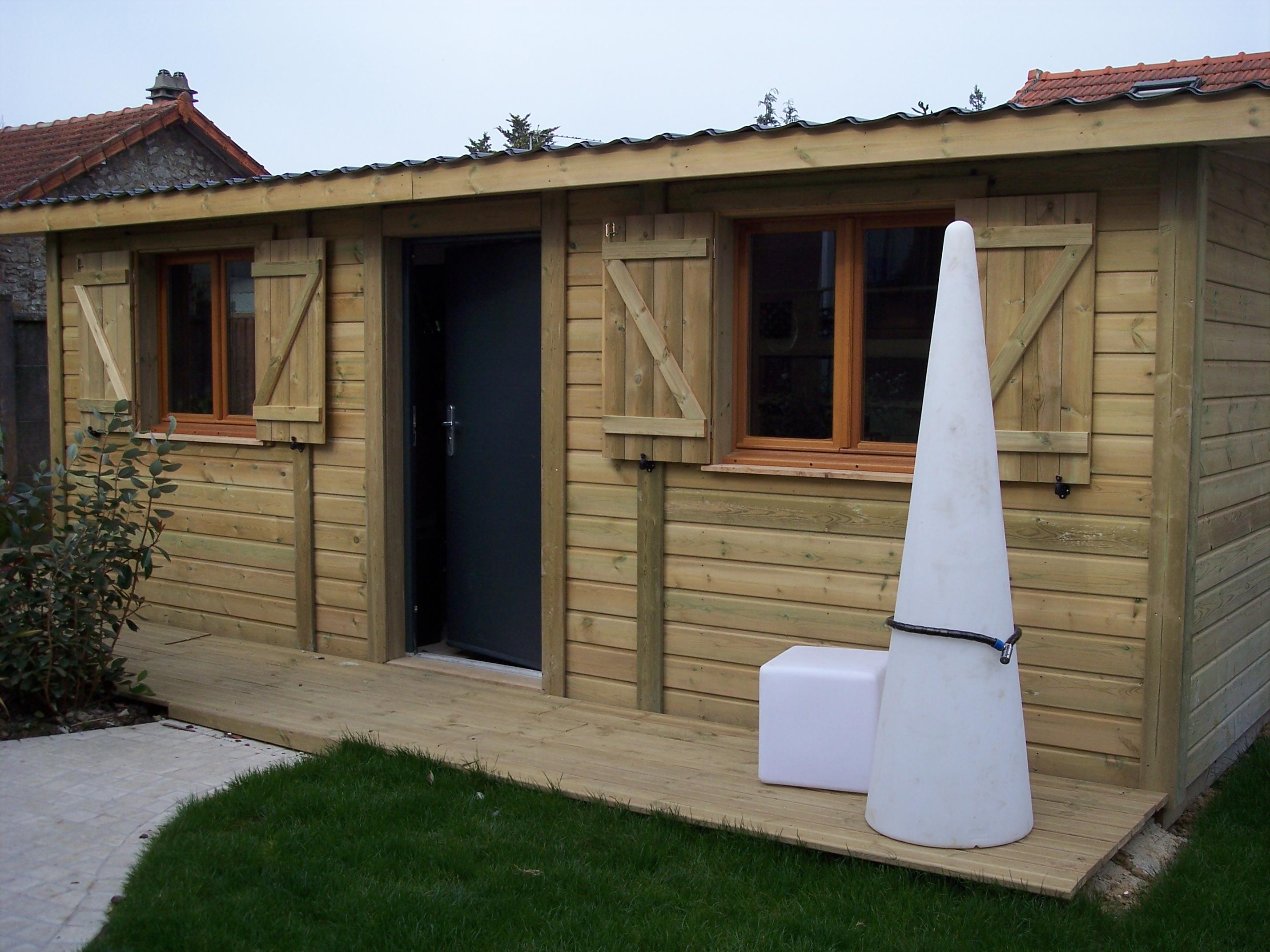 Design cabane jardin toit plat pas cher tours 2113 cabane a sucre paquette 419 5e avenue - Cabane jardin berchet tourcoing ...