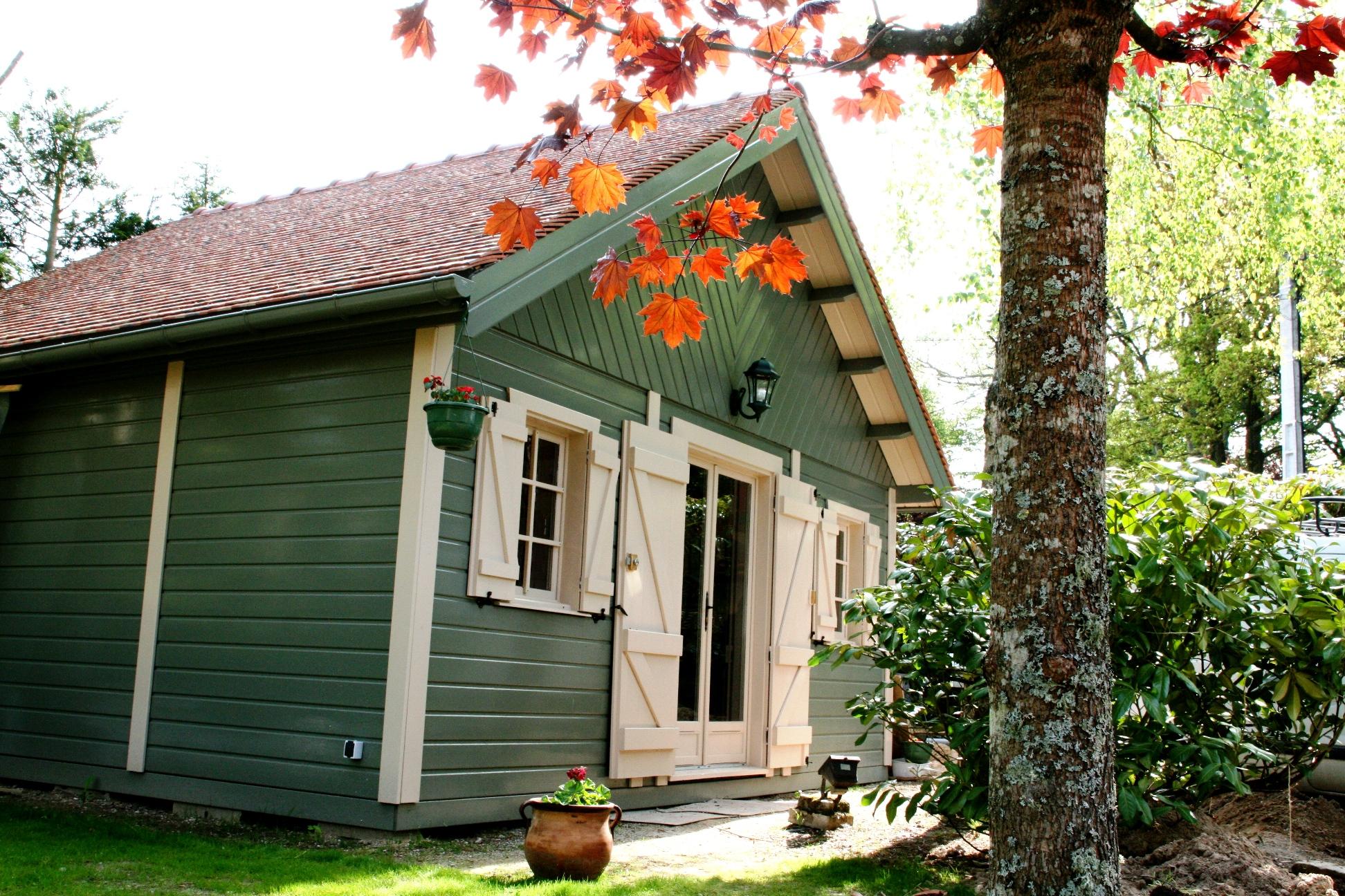 Cerisier Bois Franc : Cerisier : abris de jardin en boisCerisier : abris de jardin en bois