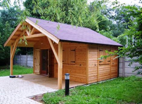 Construire Auvent De Terrasse En Bois | Paodom.Net
