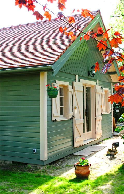 Maison en bois sans permis de construire doiton rgler une for Construire sans permis de construire