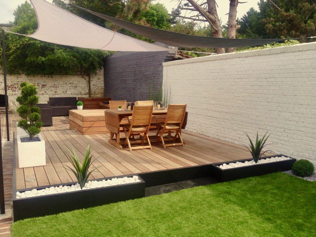 Comment bien aménager une terrasse en bois ?