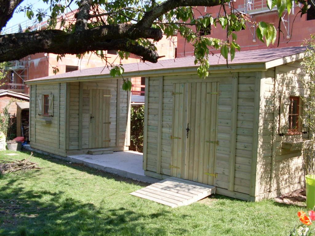 Acheter Abris de jardin sur-mesure / personnalisé