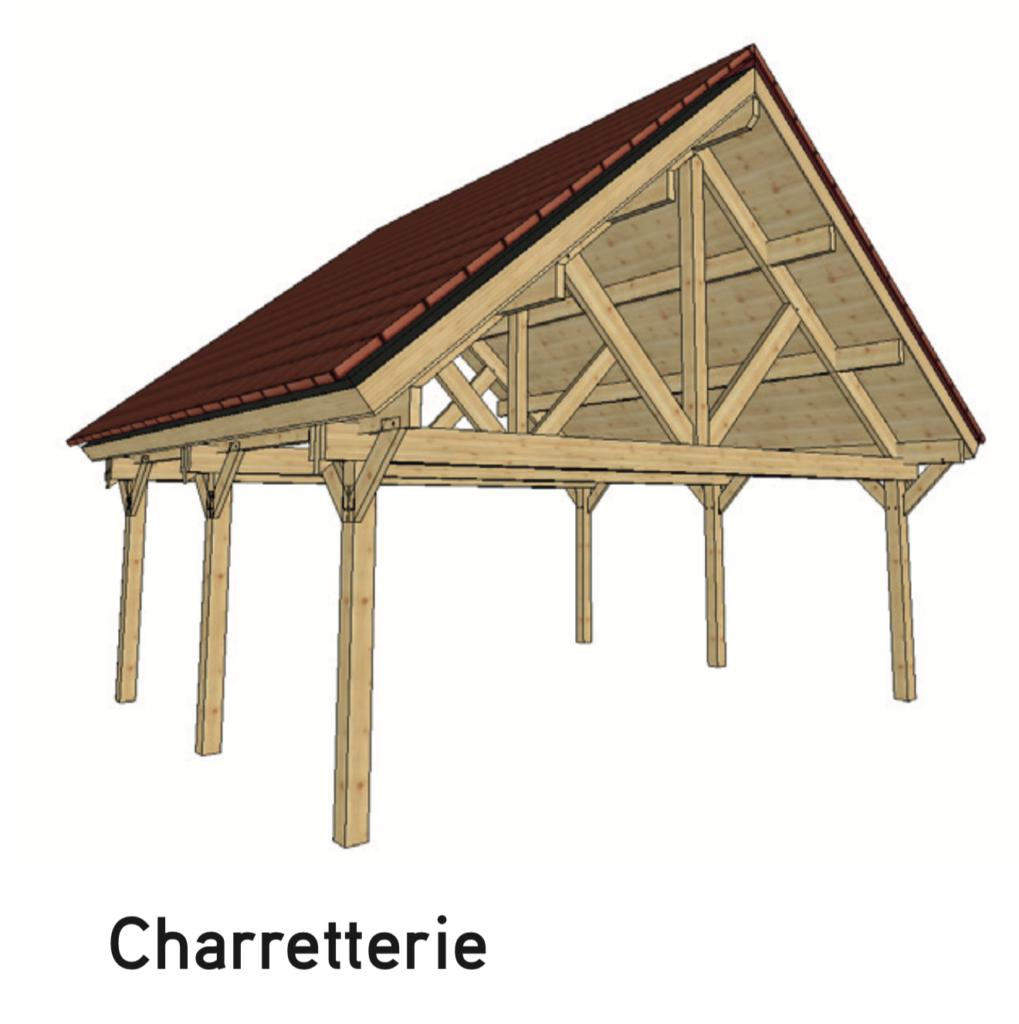 Carport Charretterie
