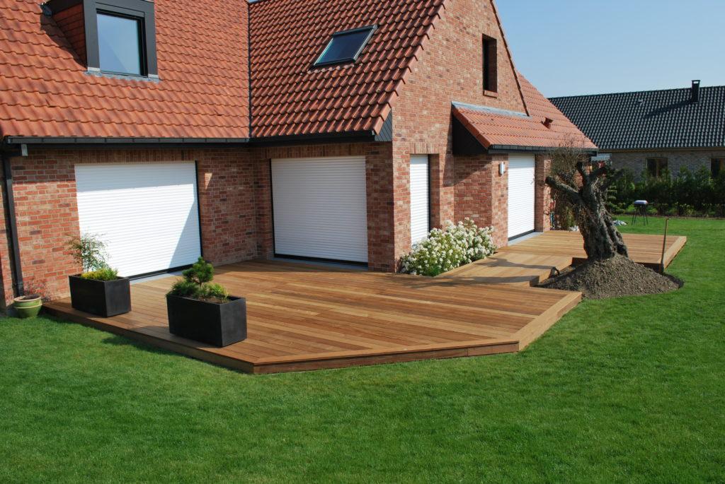 Terrasse bois 1