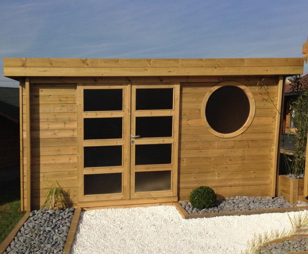 Conseils pour un abri de jardin en bois autoclave