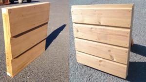 3. Le choix du bois pour son abri de jardin