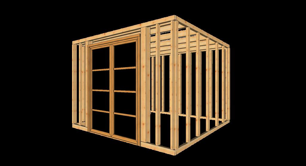 Comment installer un abri de jardin en bois ?