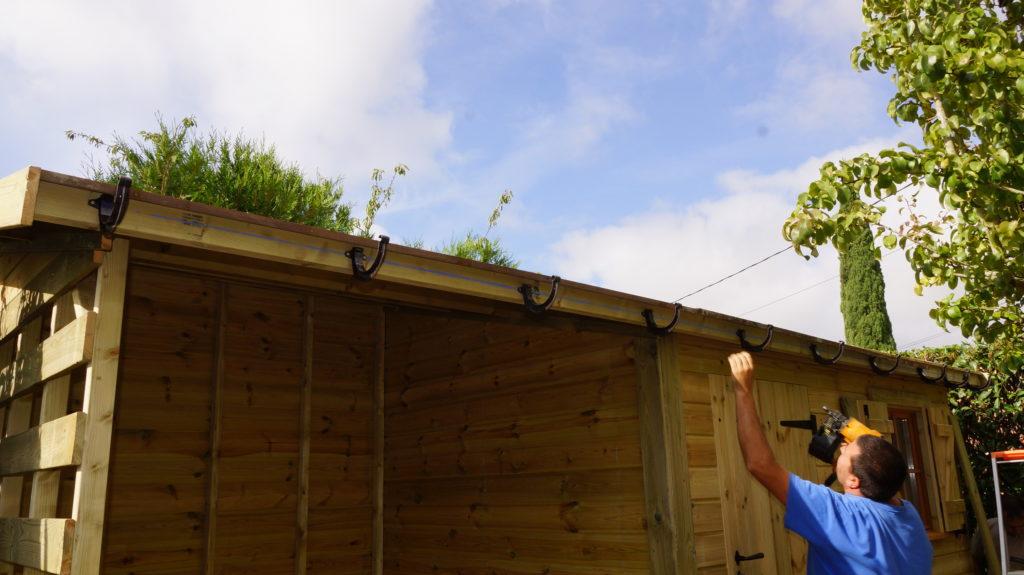Comment monter un abri de jardin en bois ?