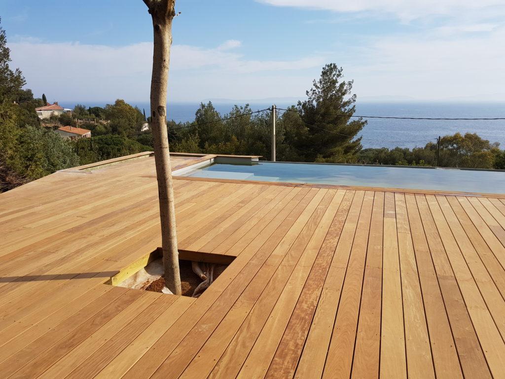 Comment construire une terrasse en bois ?