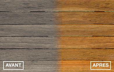 Comment bien entretenir et teindre une terrasse en bois ?